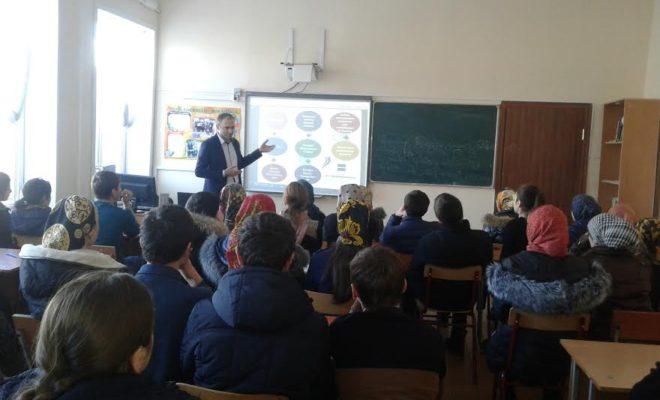 Молодые предприниматели Карабудахкентского района посетили круглый стол на тему «Развитие молодежного предпринимательства»
