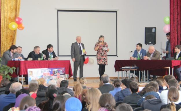 В Новолакском районе молодежь обсудила проблемы развития предпринимательства в Дагестане