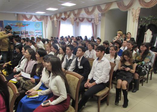 Круглый стол «Развитие молодежного предпринимательства» состоялся в Ногайском районе