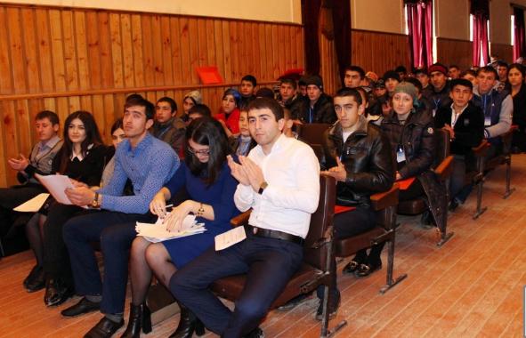 Круглый стол «Развитие молодежного предпринимательства» прошёл в Табасаранском районе