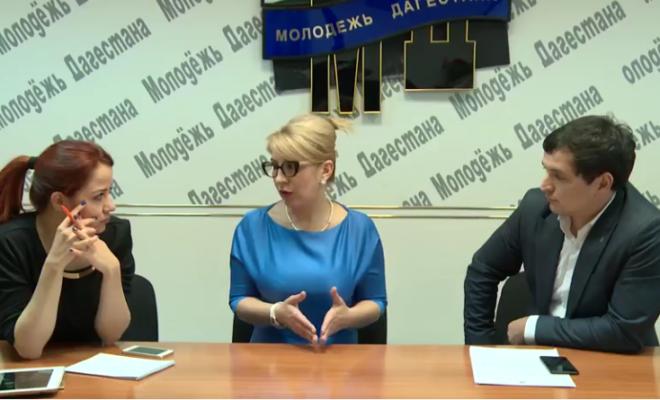 На пресс-конференции обсудили проведение круглых столов в муниципальных районах