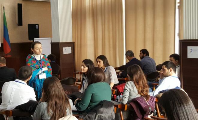 В Дербенте проходит бизнес-форум «Ты – предприниматель»