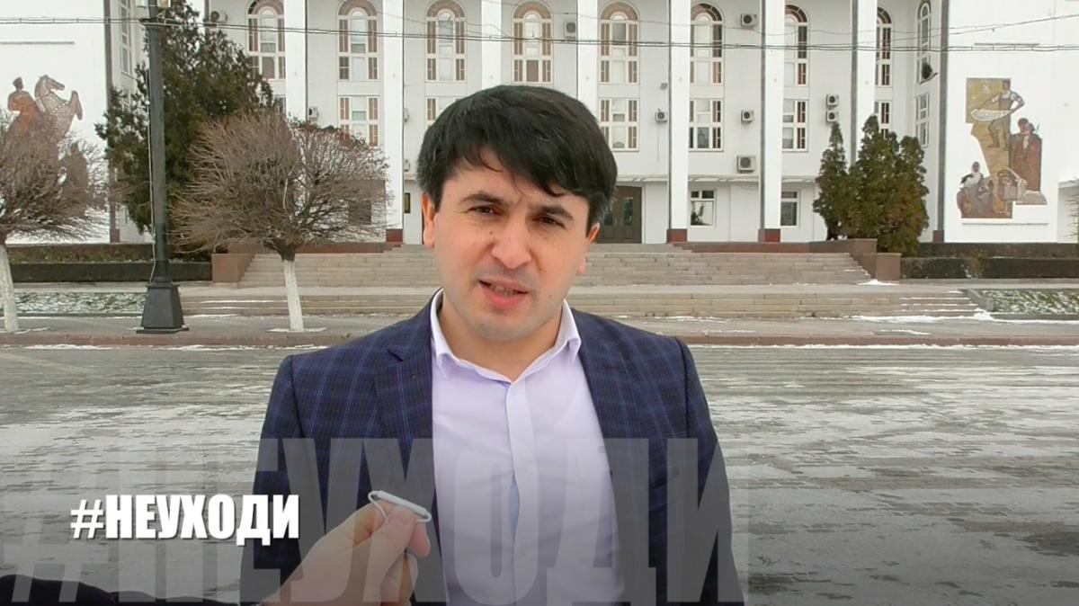 Минпечати Дагестана поддержало социальный проект «Не уходи»