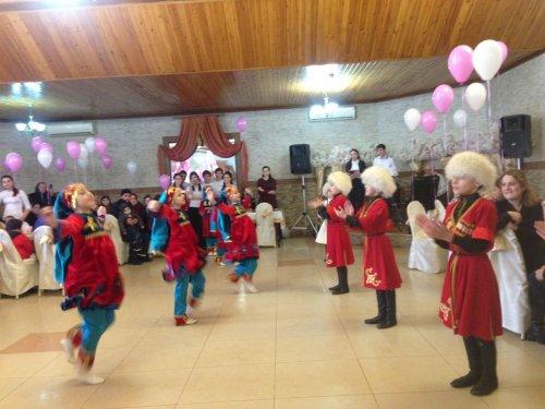 В Хасавюрте продолжают «Волшебство новогодней поры»