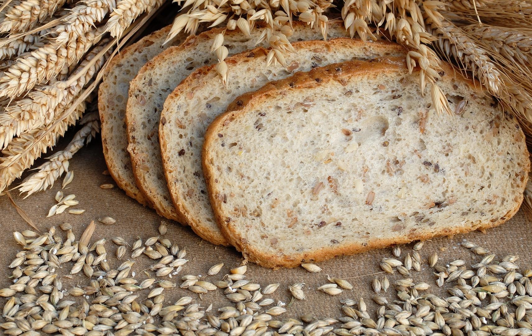 Хлеб Домашний Для Похудения.