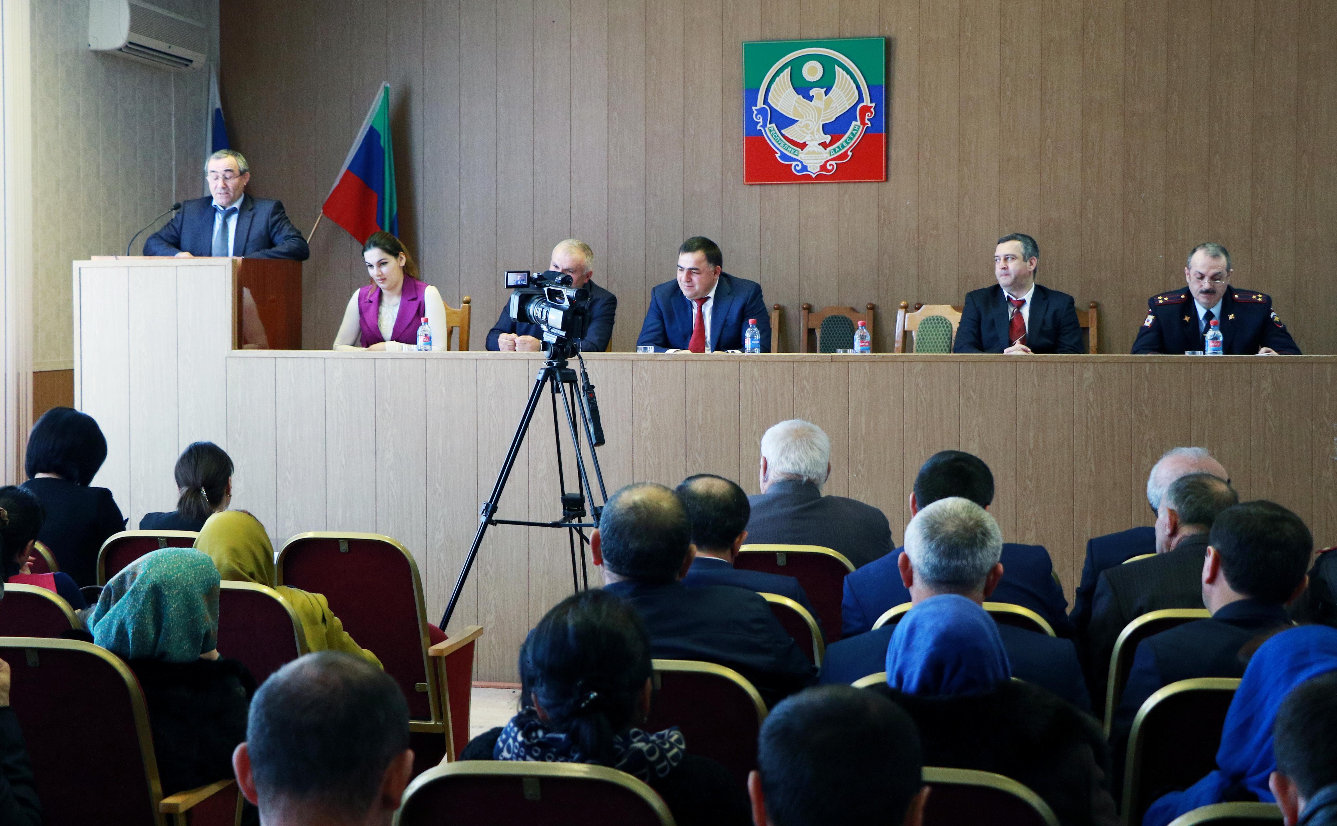 Послание Главы республики Народному Собранию РД обсудили в Магарамкентском районе