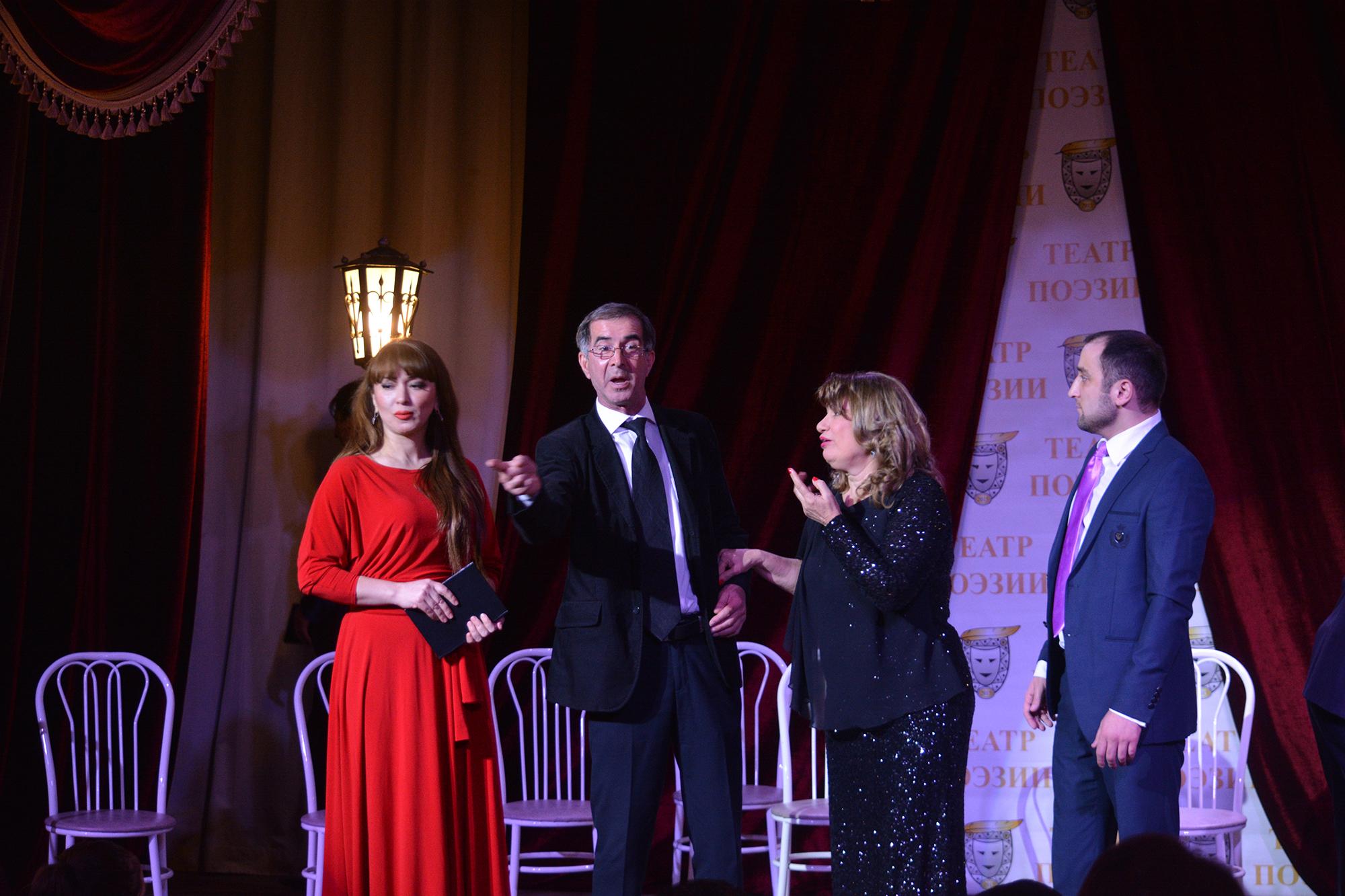 Спектакль «Родник» прошел в Театре поэзии в рамках Недели кумыкской поэтической, театральной, музыкальной культуры