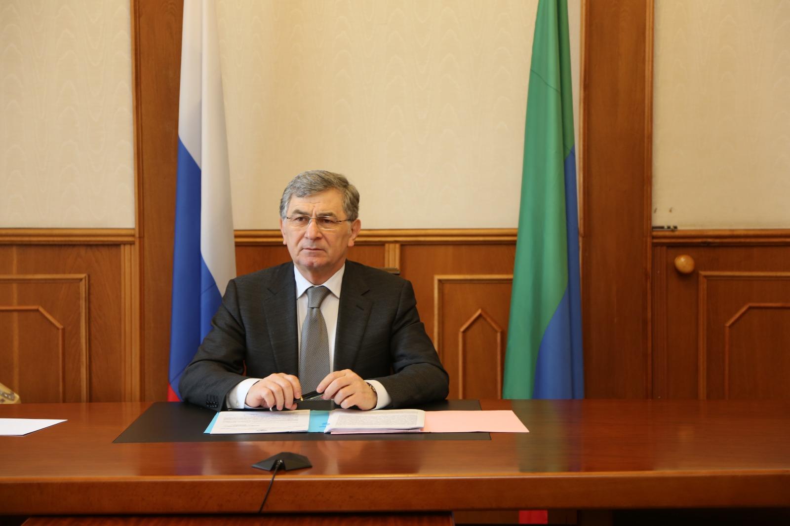 Гасан Идрисов выслушал граждан в режиме видеоконференцсвязи