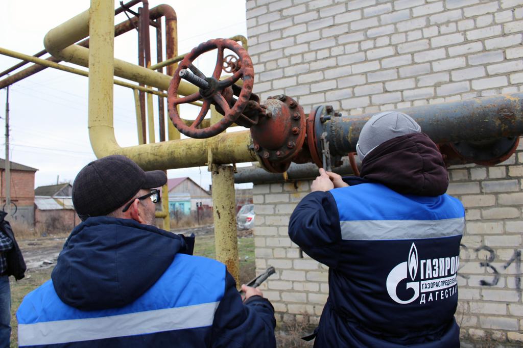 Газовики Дагестана отработали навыки по ликвидации аварий на газораспределительных сетях