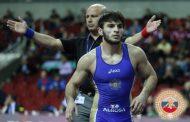 Борец Гаджимурад Рашидов стал чемпионом Европы