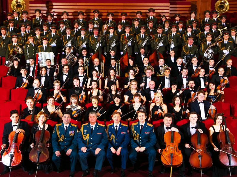 Центральный симфонический оркестр Росгвардии выступит с концертом сегодня в Махачкале
