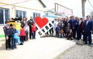 В поселке Сулак отметили открытие «Года Каспия»