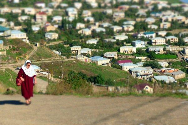 Дагавтодор реконструирует дорогу до села Кубачи