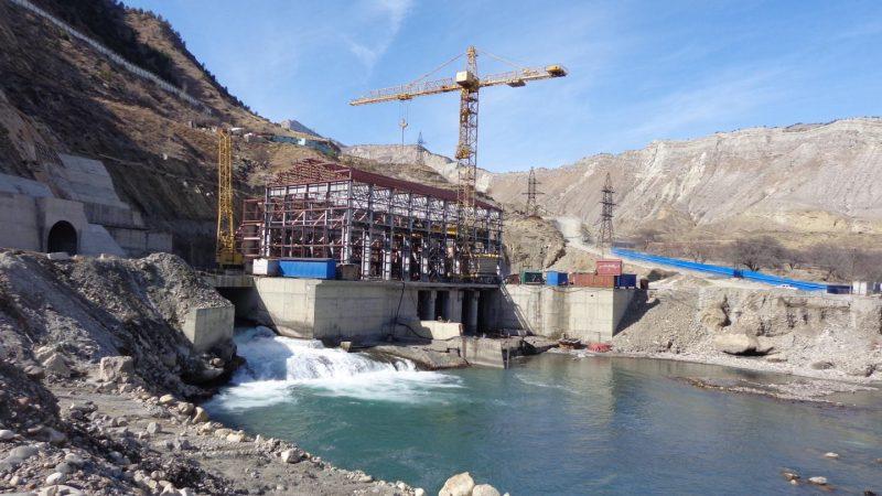 Росрыболовство требует штраф от «РусГидро» за использование Гоцатлинской ГЭС