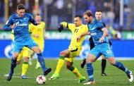 «Анжи»  упустил победу в матче с «Зенитом