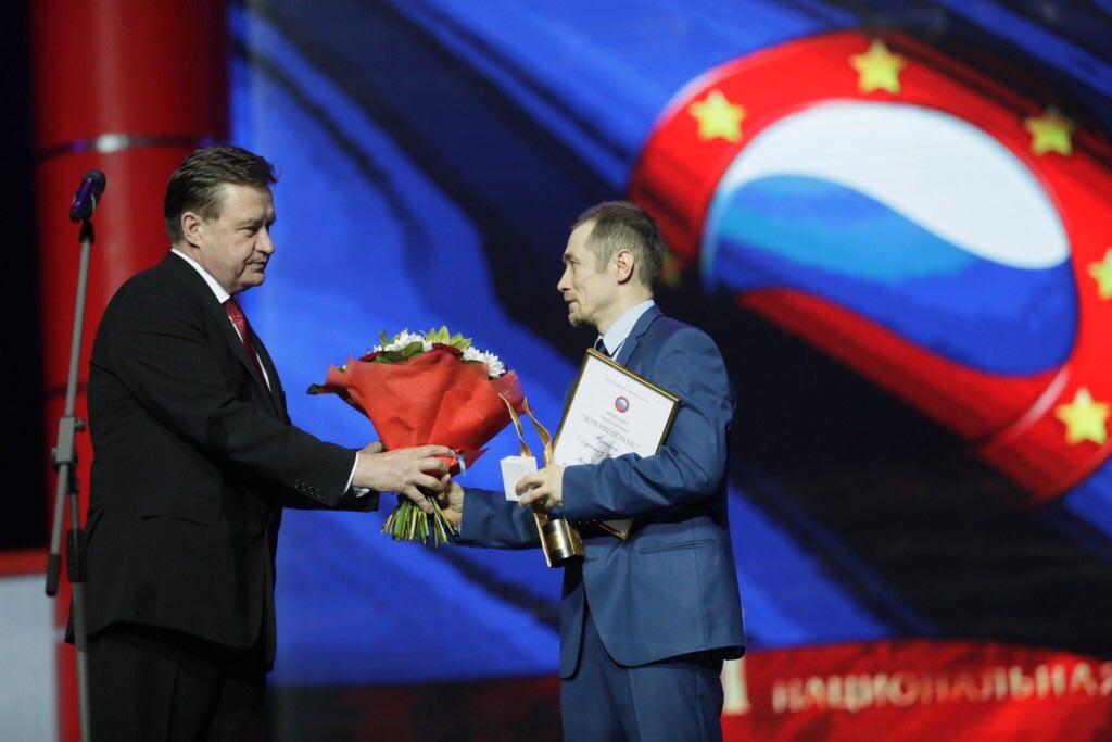 Дагестанец Джамал Ажигерей стал лауреатом премии «Золотой пояс»