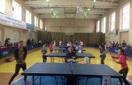 В Махачкале проходит фестиваль настольного тенниса