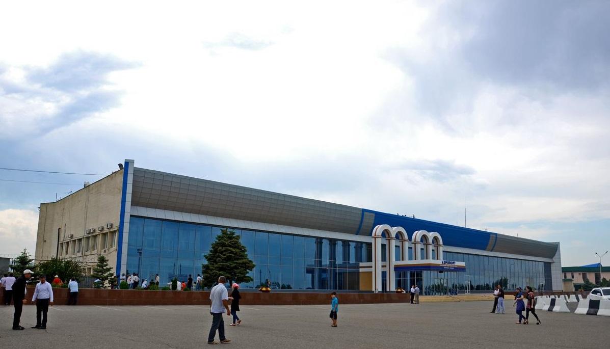 Пассажиропоток махачкалинского аэропорта увеличился на 13% за прошлый месяц