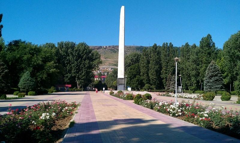 В Махачкале обновят парк им. 50-летия Октября