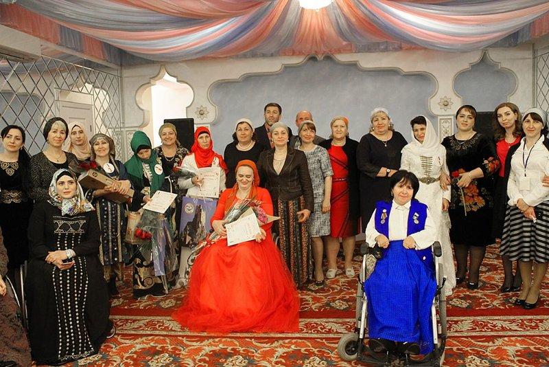 Дагестанка одержала победу в Конкурсе духовной красоты в Ингушетии