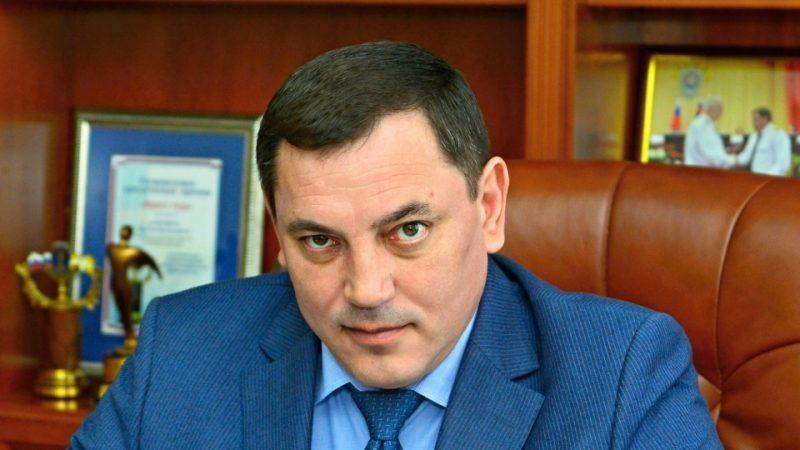 Нового главу СУ СКР по Дагестану официально представили в должности