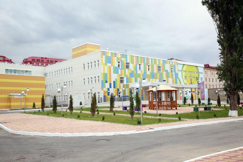 Открытие Перинатального центра в Махачкале приурочат ко Дню защиты детей