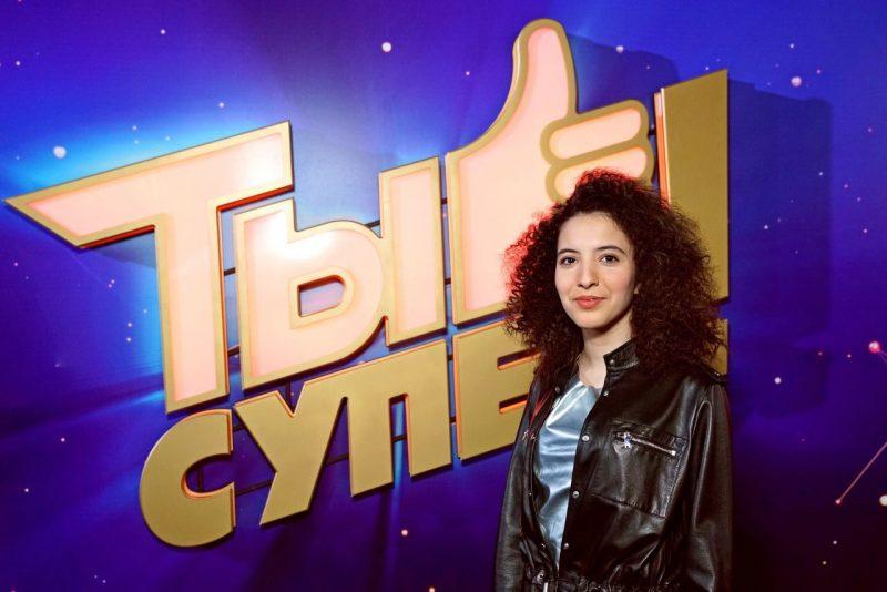 Дагестанцы могут проголосовать за финалистку конкурса «Ты супер!» Карину Исмаилову