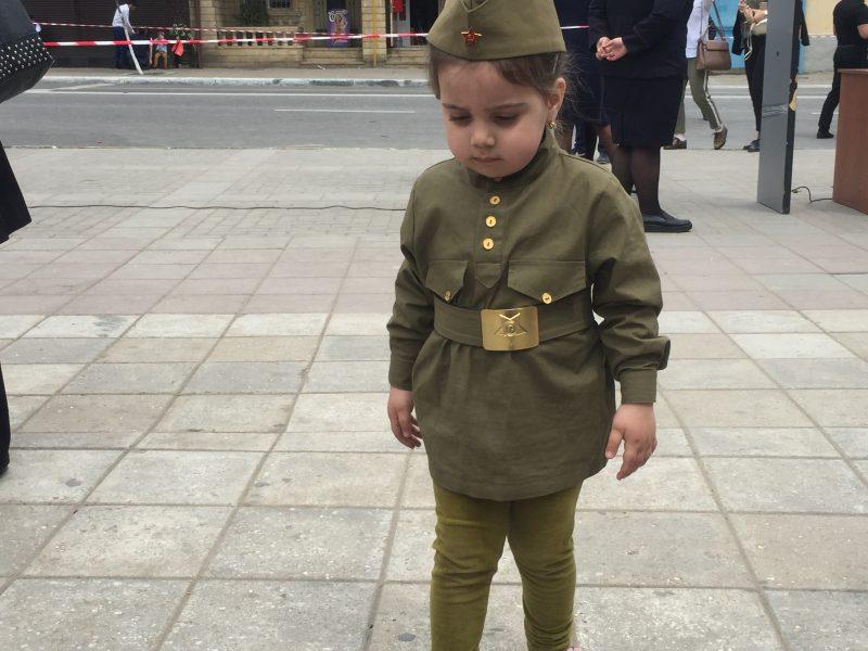 День Победы в Махачкале. Фоторепортаж