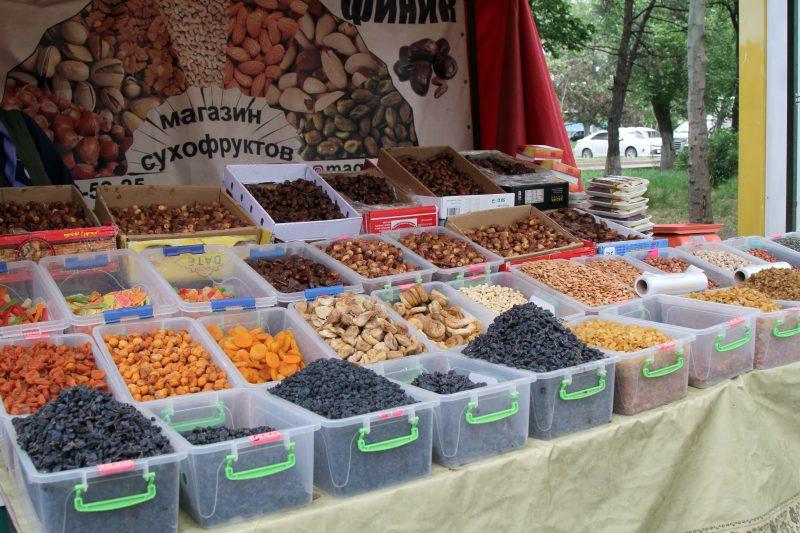 В Махачкале открылась продовольственная ярмарка