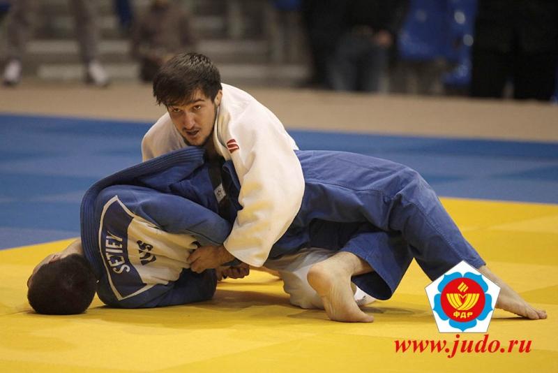 Дзюдоист Иса Исаев победил на Кубке Европы