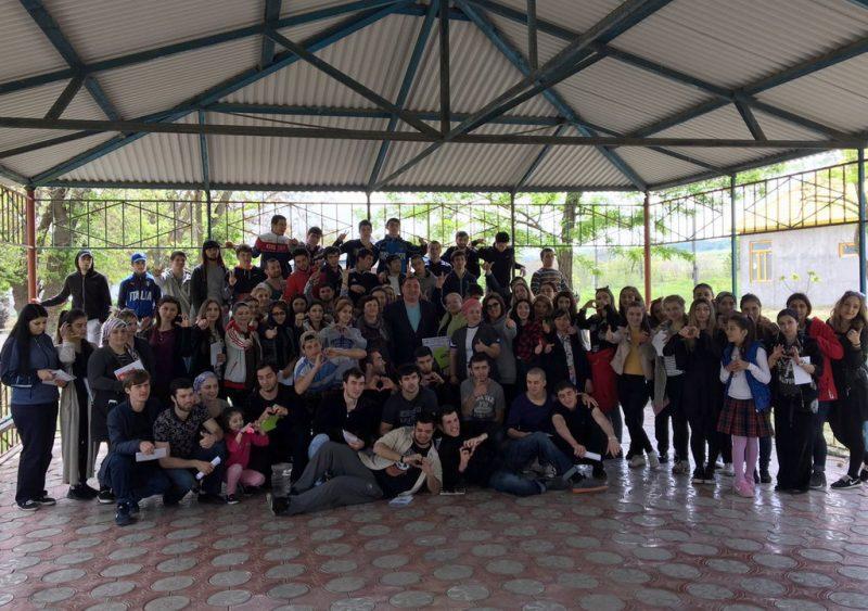 В Дагестане прошли республиканские сборы вожатых