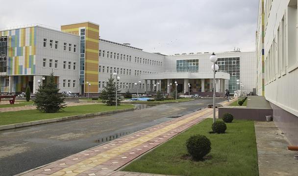 В Дагестане открыли перинатальный центр