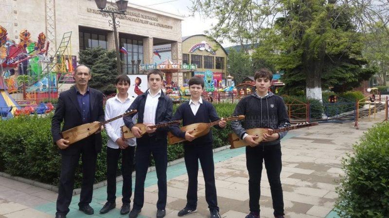 Юные кумузисты из Избербаша стали триумфаторами Республиканского музыкального конкурса