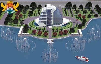 В парке Ак-Гель в Махачкале появятся элементы архитектуры Дубая