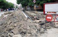 Мэр Махачкалы недоволен реконструкцией улицы Нурбагандовых