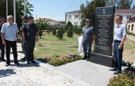 В Каспийске установлен мемориал в честь Героев России из Ярославля