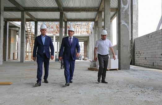 Абдусамад Гамидов: Музей «Россия – моя история» должен быть построен вовремя