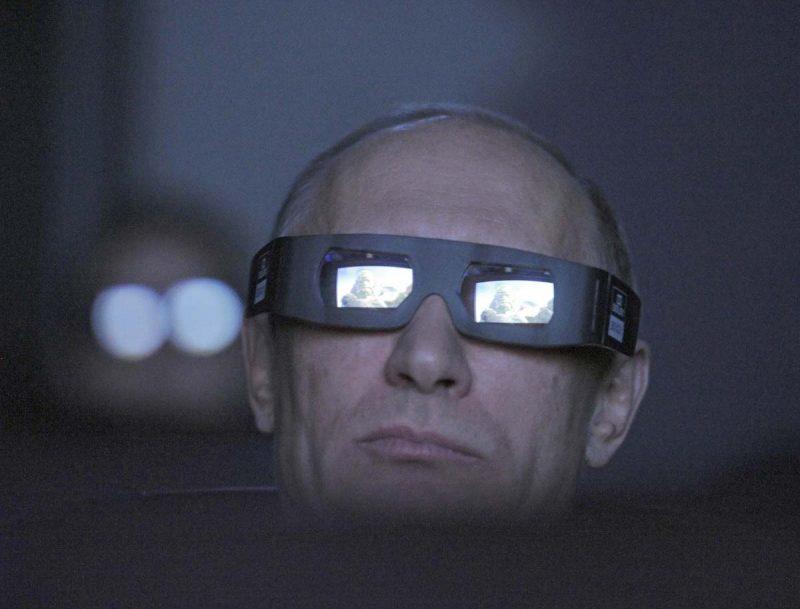 Путин и мертвяки