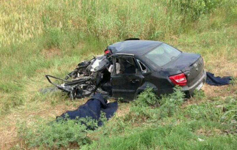 В Дербентском районе два человека погибли в ДТП
