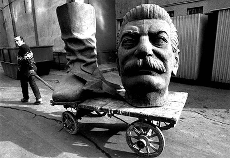 Сталин на нас есть… Дагестанцы о