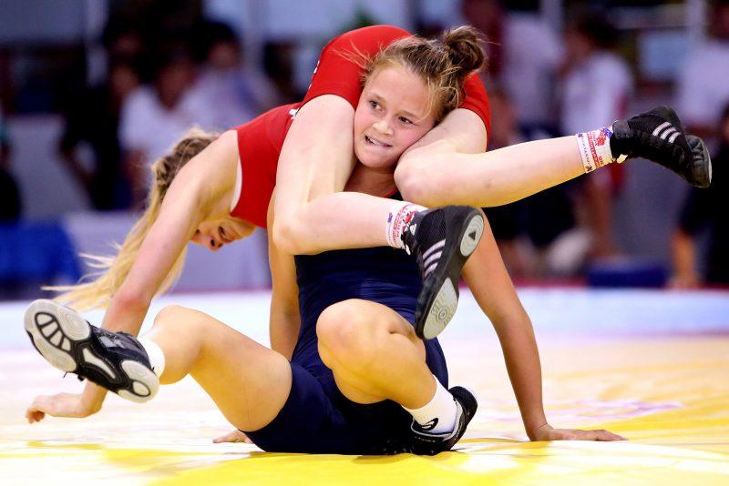 10 причин сходить на чемпионат России по женской борьбе