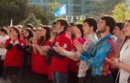 Абдулатипов поздравил молодежь Дагестана
