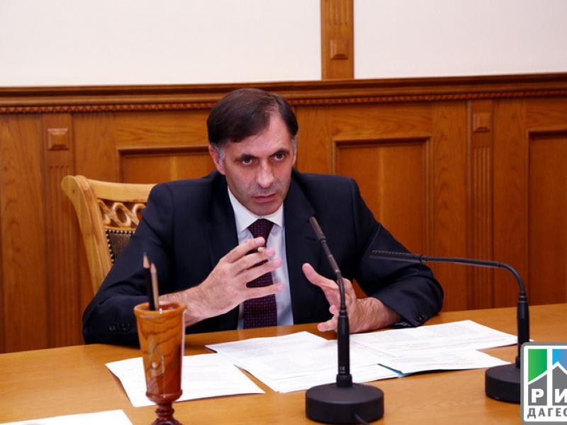 Давдиев: Экономика Дагестана остается в позитивной динамике