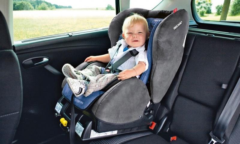 В России вступили в силу новые правила перевозки детей в автомобиле