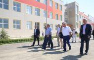 Абдусамад Гамидов посетил самую современную школу Дагестана
