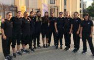 Дагестанские регбистки взяли «серебро» Спартакиады учащихся России