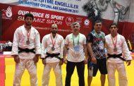 Дагестанские дзюдоисты стали серебряными призерами Сурдлимпийских игр