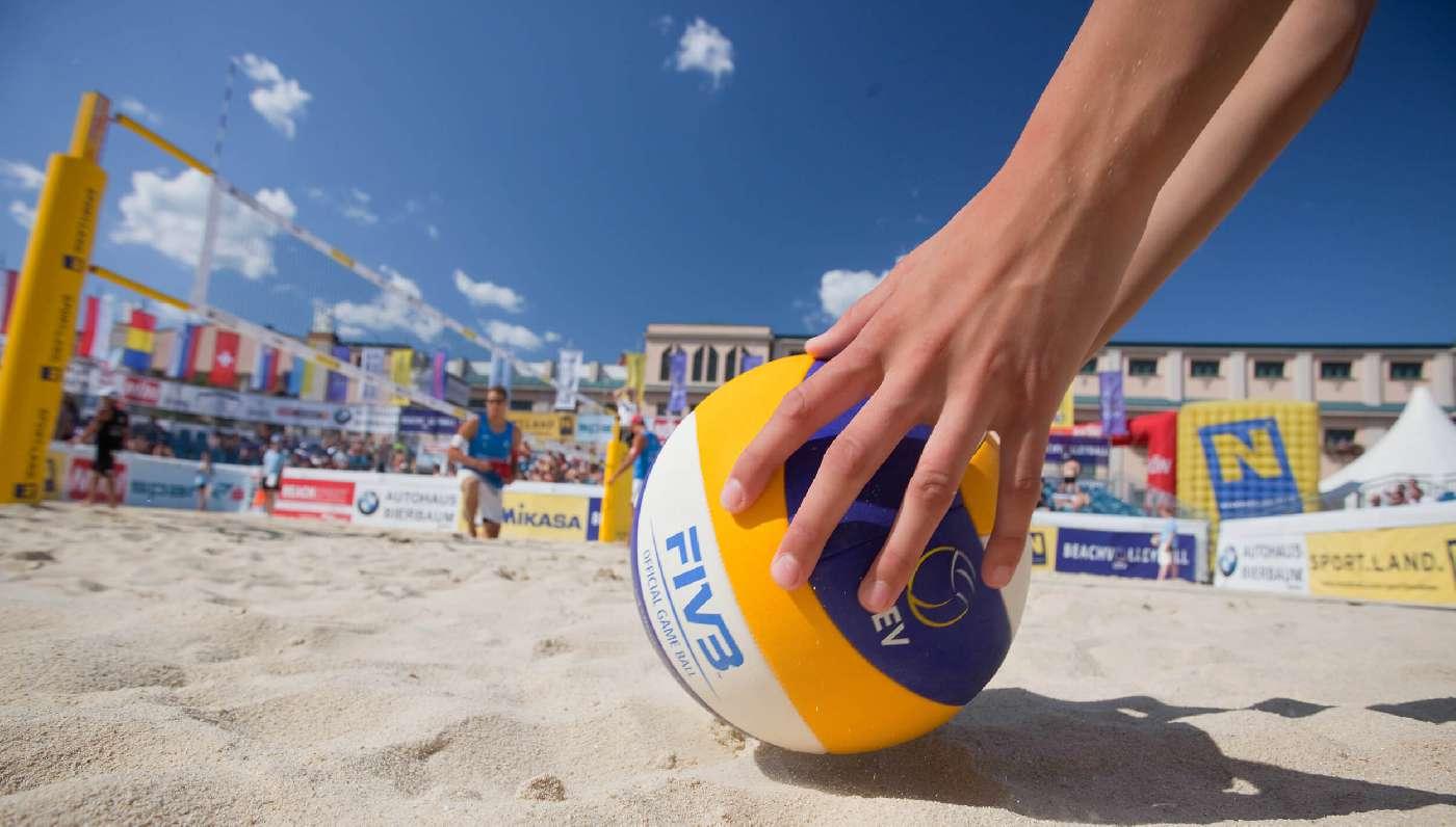 Турнир по пляжному волейболу пройдет в Кизлярском районе
