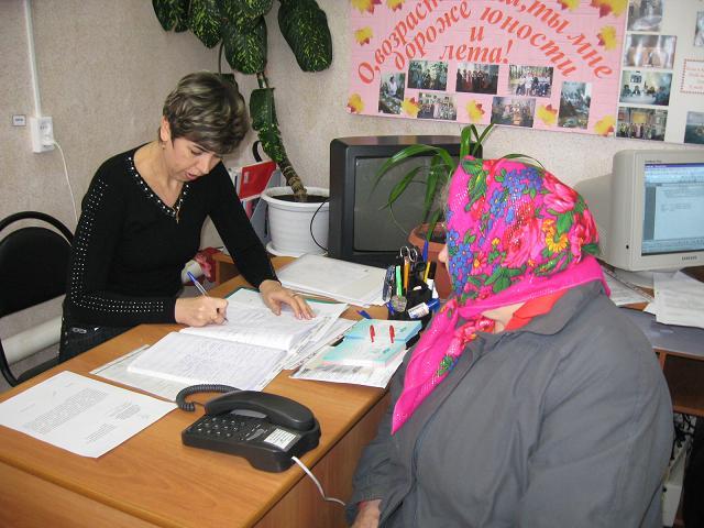Во втором квартале 2017 года более 57 тысяч дагестанцев воспользовались услугами центров соцобслуживания