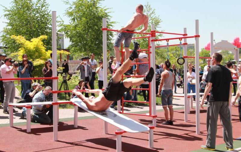 Дагестанец представит Россию на чемпионат мира по Street Workout